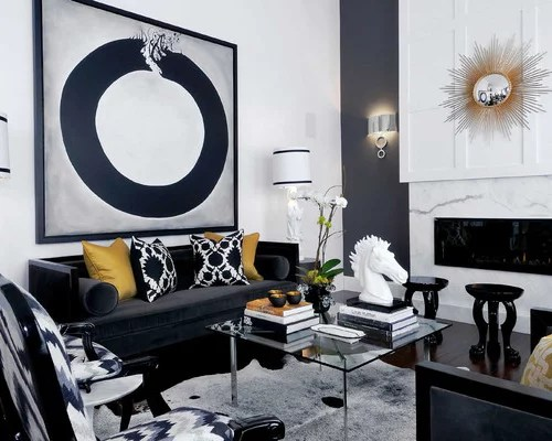 Best Black White Gold Ideas Pictures Remodel And Decor This Month