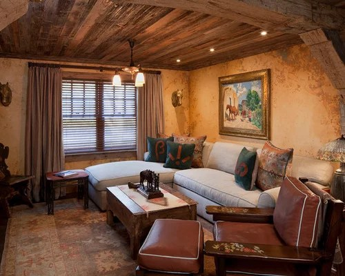 Best Rustic Den Houzz This Month