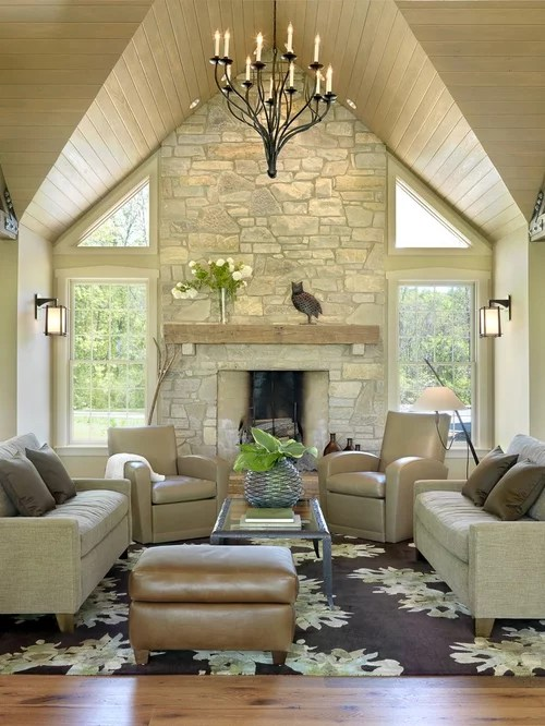 Best Austin Stone Fireplace Ideas Pictures Remodel And Decor This Month