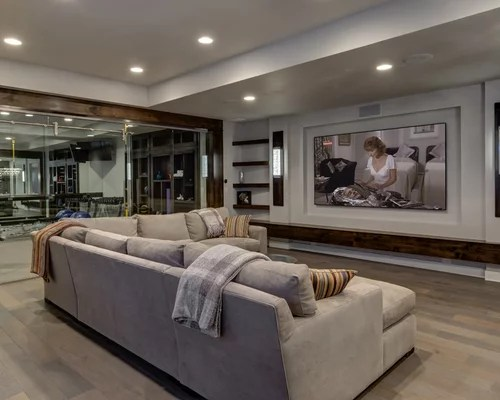 Best 12 780 Contemporary Basement Design Ideas Remodel This Month