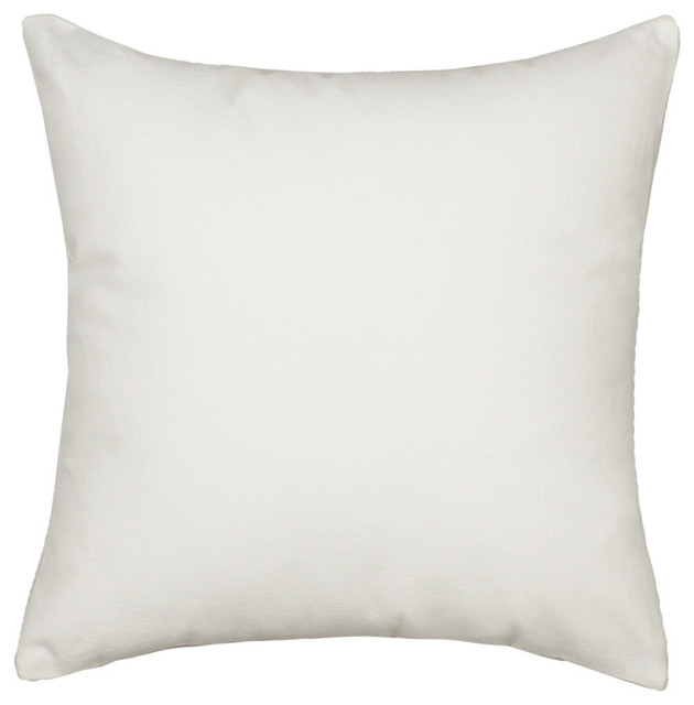 Best Solid White Accent Throw Pillow Cover Contemporary This Month