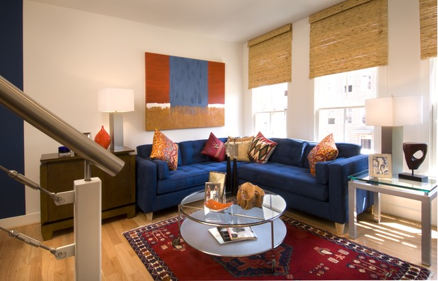 Best Adams Contemporary Living Room Dc Metro By Carlyn This Month