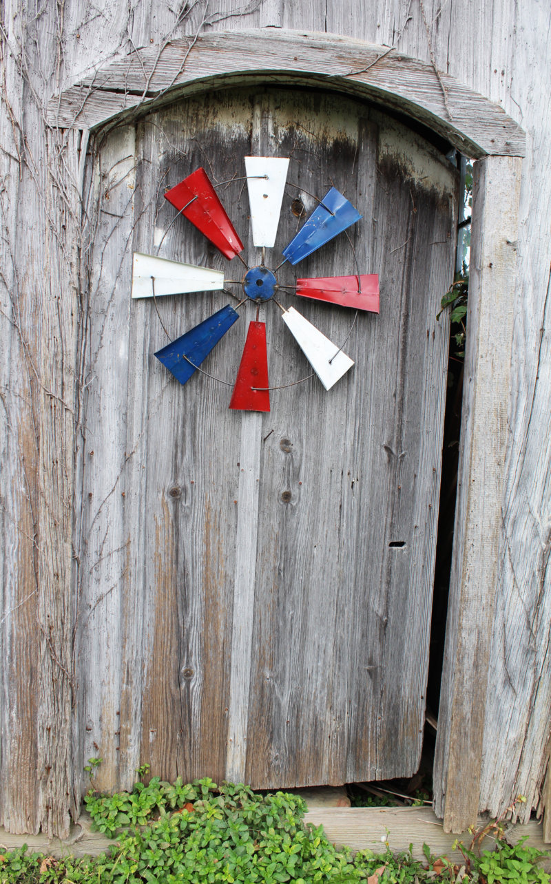 Best 27 Americana Metal Windmill Wall Decor Ornamental Vane This Month