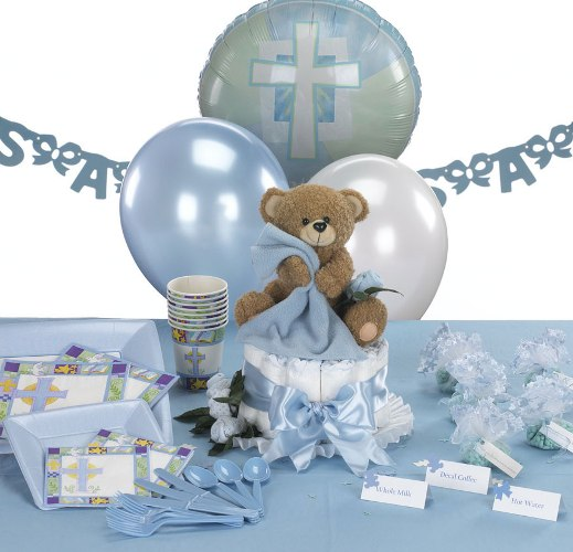 Best Baptism Decorations For Boys Teddy Bear Themed This Month