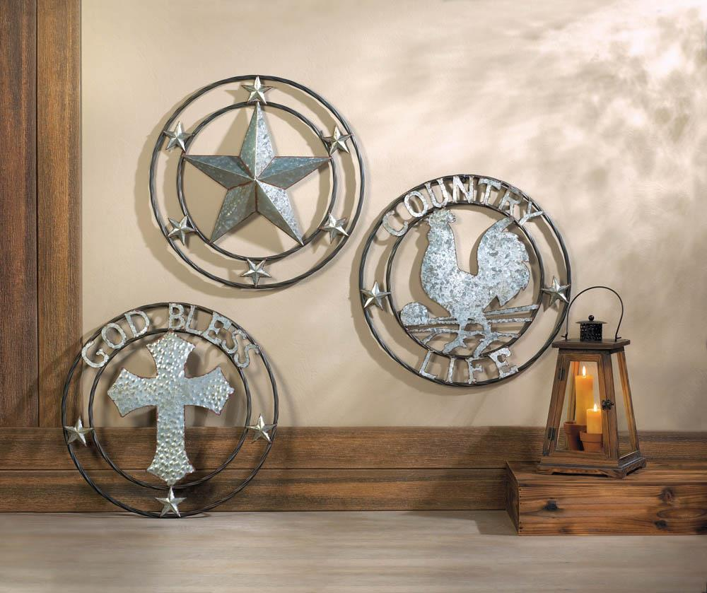 Best Galvanized Cross Wall Decor Wholesale At Koehler Home Decor This Month
