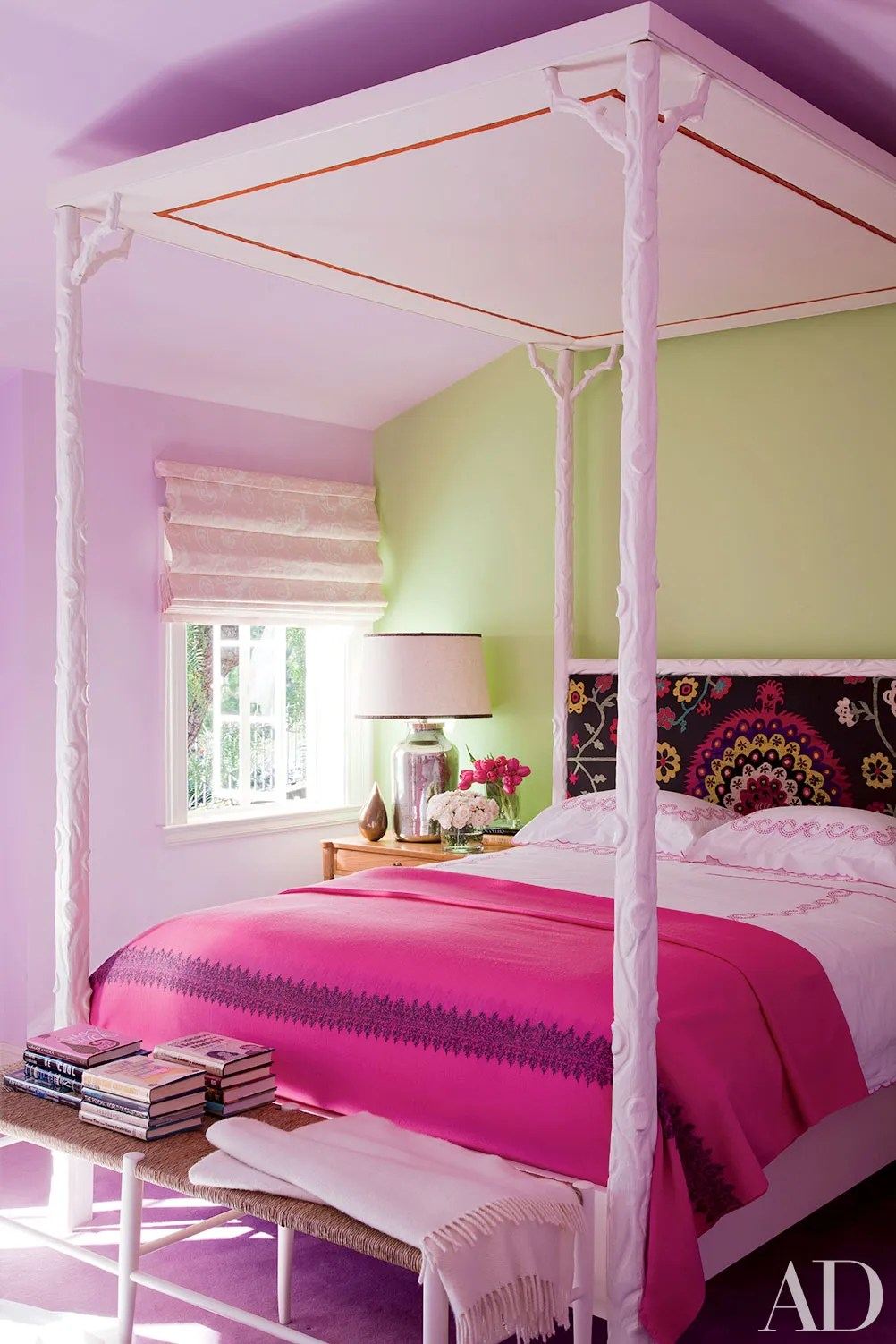 Best Pink Room Decoration Inspiration Photos Architectural Digest This Month