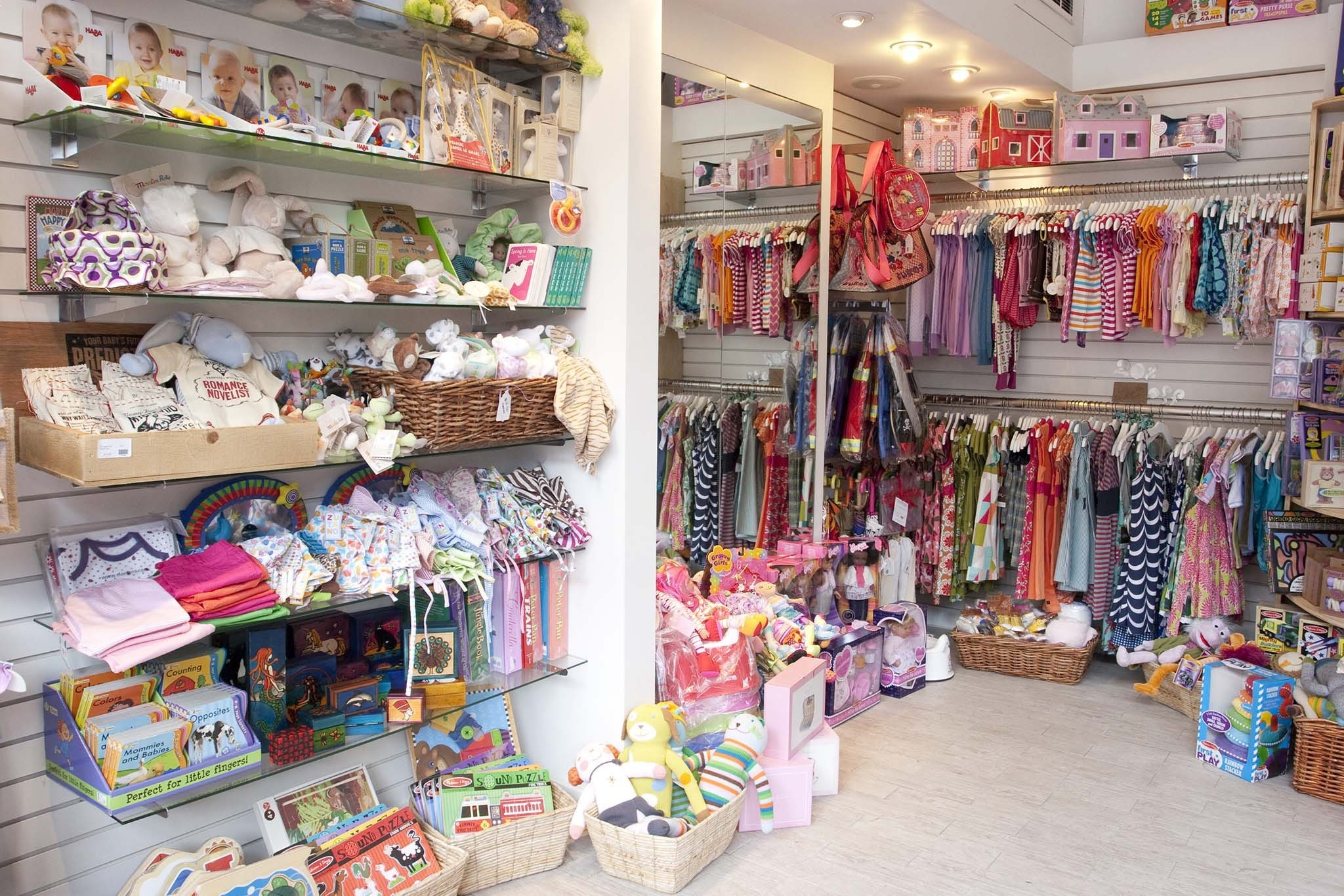 Best Baby Stores For Gifts Apparel And Toys In Nyc This Month