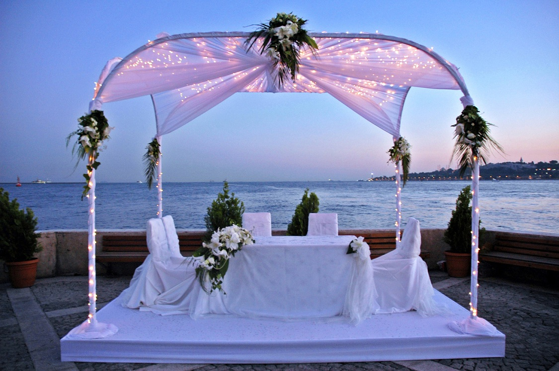 Best Weeding Beach Portugal White Weddings This Month