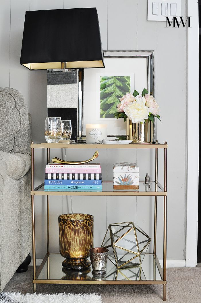 Best 5 Must Have Decor Items For End Table Styling Monica This Month