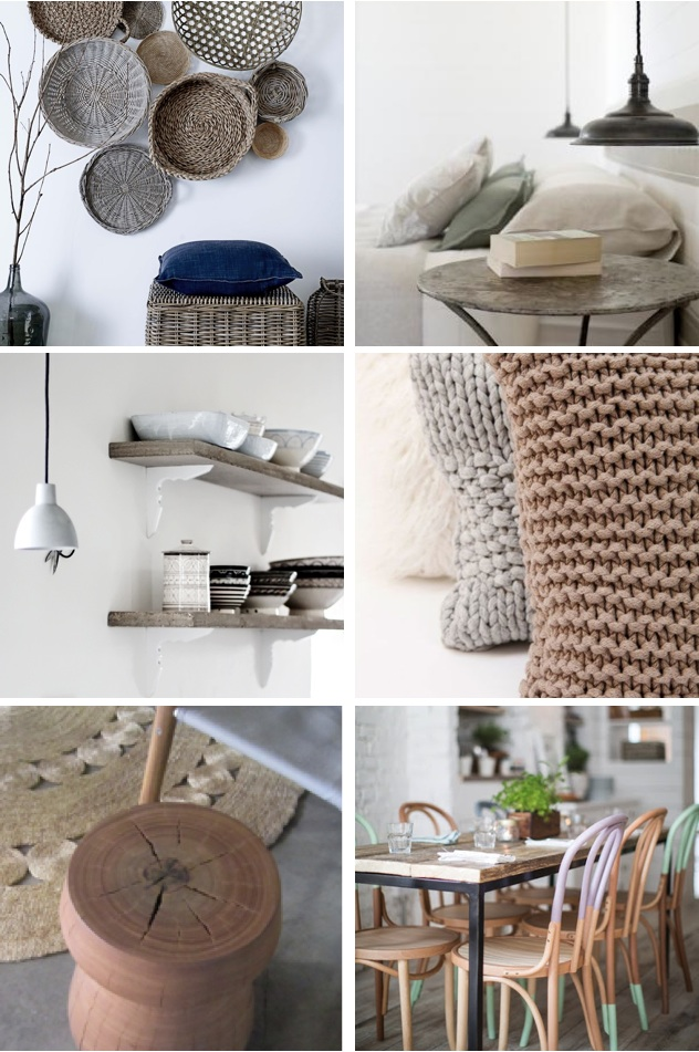 Best Natural Modern Interiors How To Decorate The Natural Style This Month