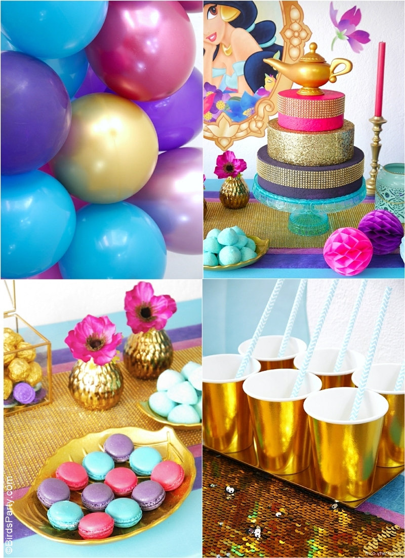 Best Princess Jasmine Birthday Party Ideas Party Ideas This Month