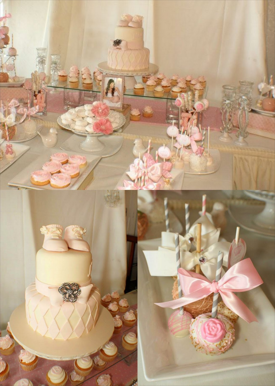 Best Mkr Creations Shabby Chic Baby Shower This Month