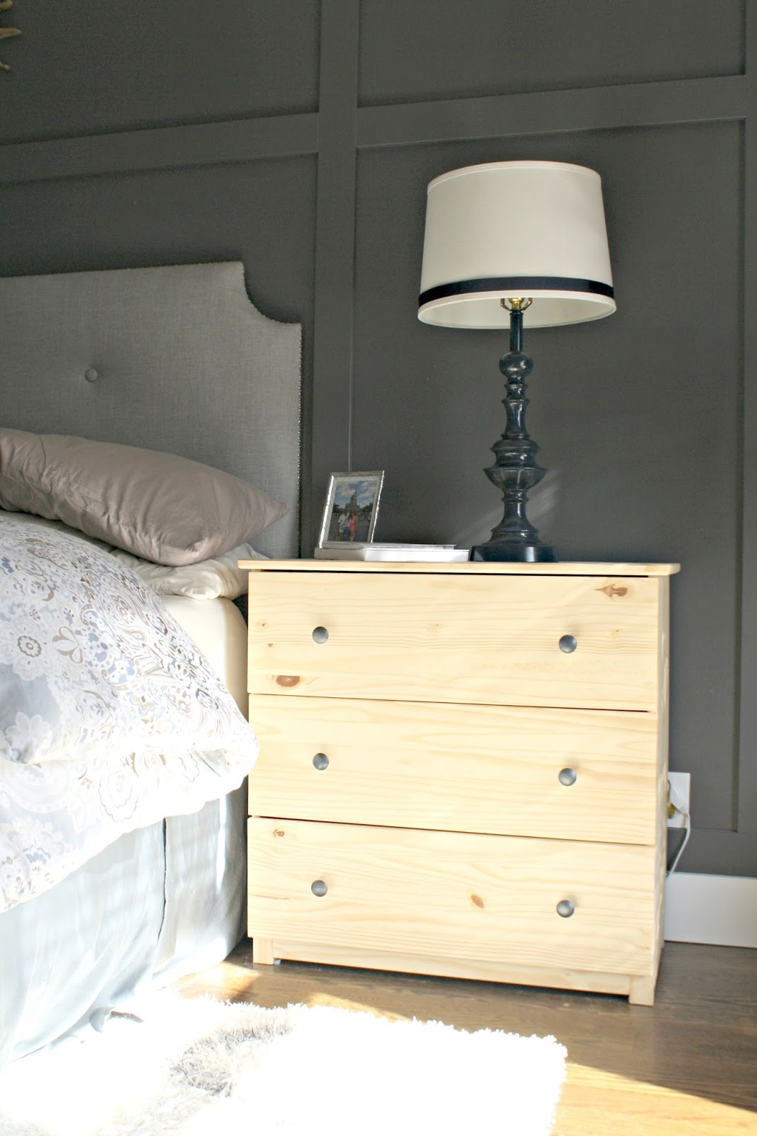 Best Ikea Dresser Hacks As Nightstands From Thrifty Decor Ch*Ck This Month