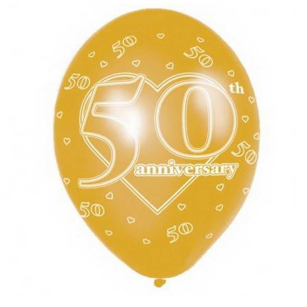 Best 25Th Silver Wedding Anniversary Printed Balloons Party This Month