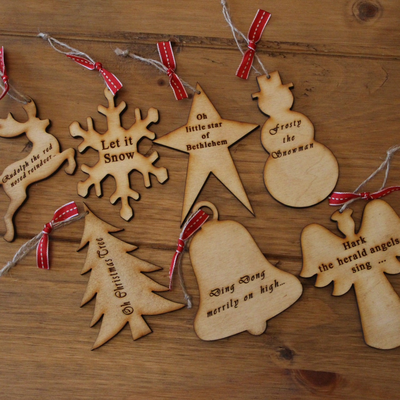 Best 40 Wooden Christmas Decorations All About Christmas This Month