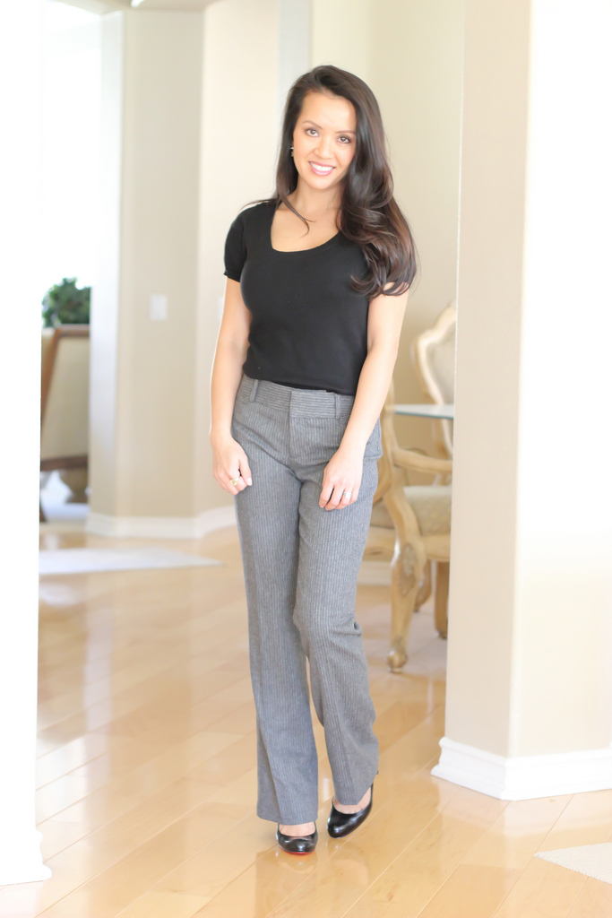 Best Review Banana Republic Martin Fit Flannel Trousers This Month