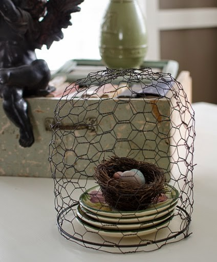 Best Diy Chicken Wire Projects Start At Home Decor This Month