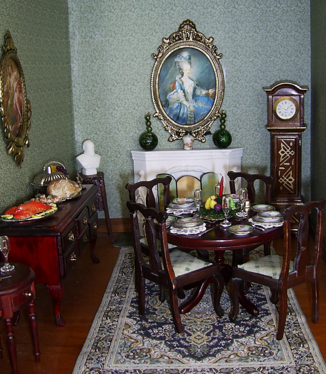 Best Dolls Houses And Minis Interior Decorating For An This Month