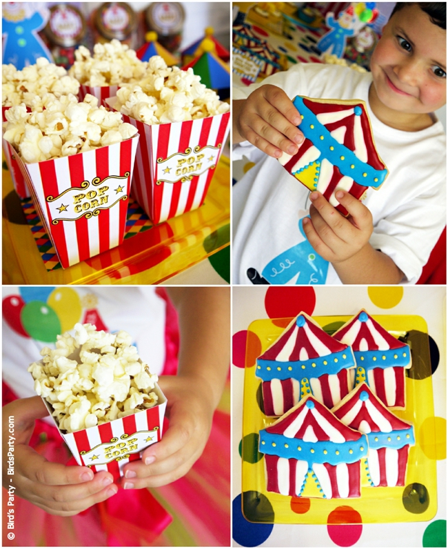 Best My Kids Joint Big Top Circus Carnival Birthday Party This Month