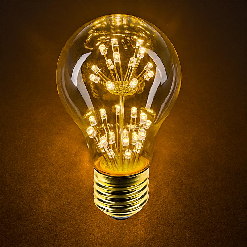 Best Led Fireworks Bulb A19 Decorative Fireworks Led Bulb This Month