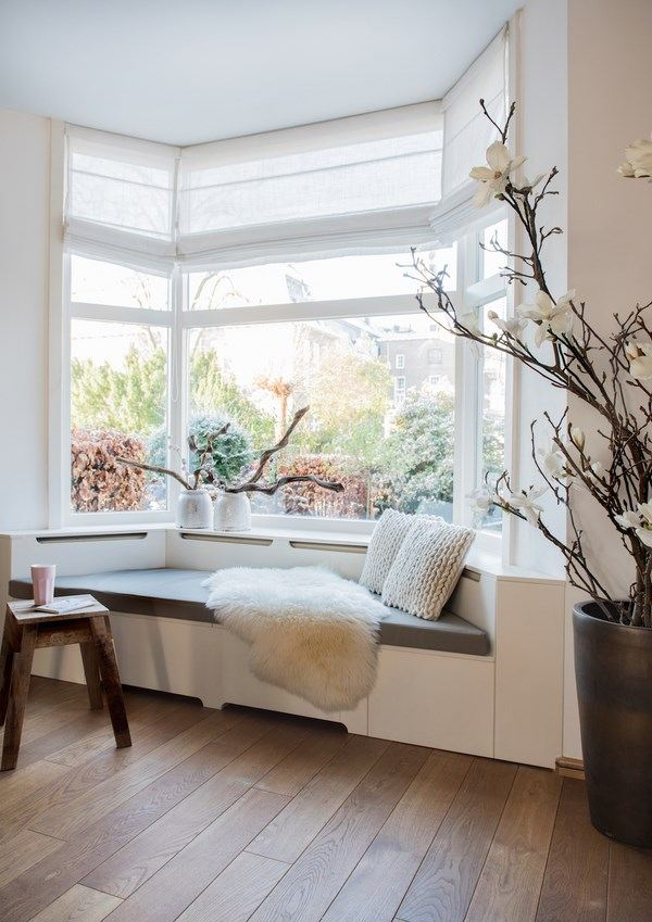 Best Bay Window Seat Ideas – How To Create A Cozy Space In Any Room This Month