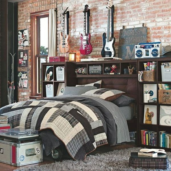 Best 30 Awesome Teenage Boy Bedroom Ideas Designbump This Month
