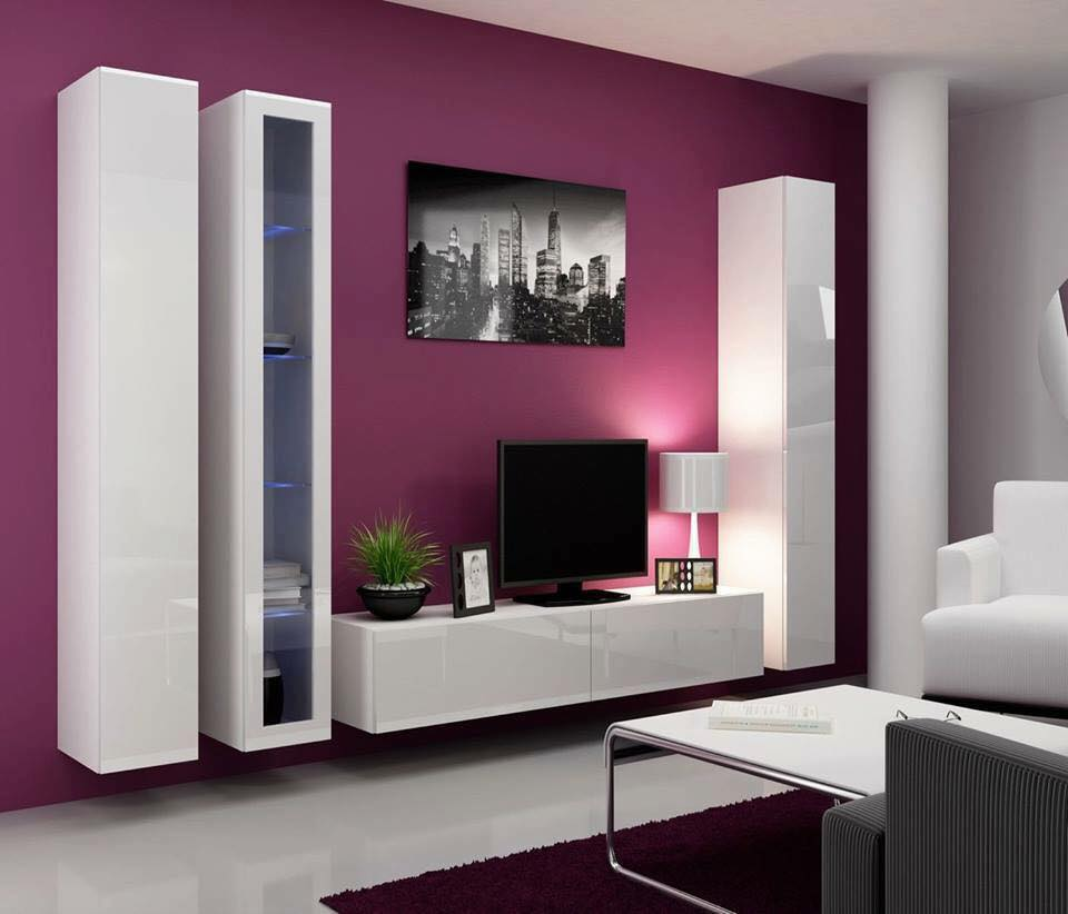 Best Modern Tv Wall Unit Ideas To Mesmerize You Dwell Of Decor This Month