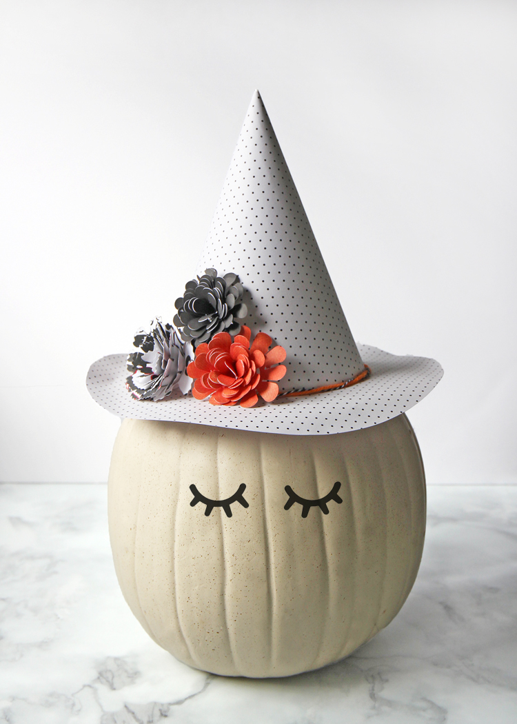Best The Craft Patch Pumpkin Decorating Idea Witch Pumpkin This Month
