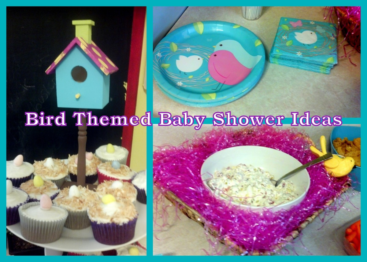 Best Party Ideas For A Bird Themed Baby Shower Holidappy This Month