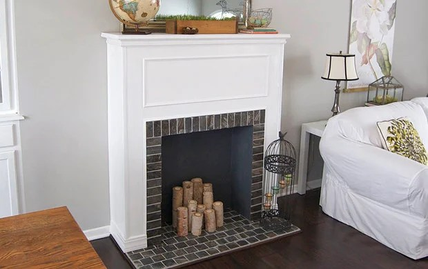 Best Faux Fireplace Ideas And Projects Decorating Your Small This Month