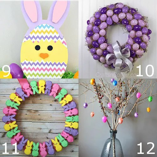 Best 32 Diy Easter Decorations The Gracious Wife This Month