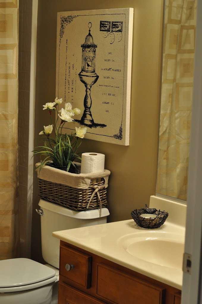 Best The Bland Bathroom Makeover Reveal – The Small Things Blog This Month