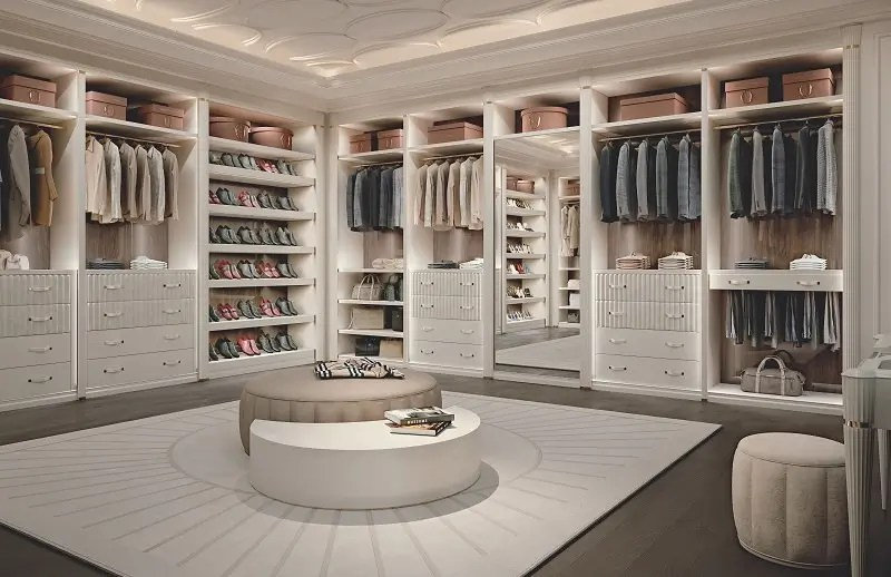 Best Walk In Closet Ideas – Ellipse By Francesco Pasi Archi This Month