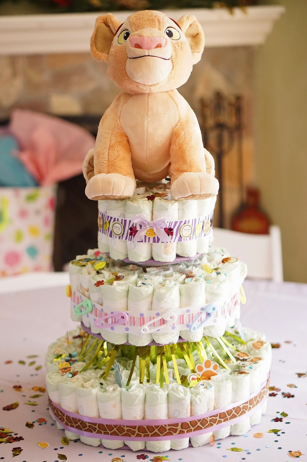 Best Celebrate The Circle Of Life With A Lion King Baby Shower This Month