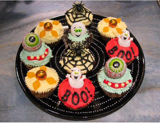 Best Halloween Cupcakes Decorating Ideas Jpg This Month