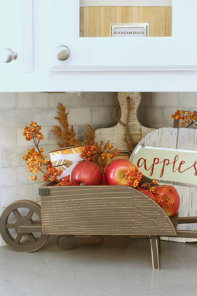 Best Easy Fall Kitchen Decorating Ideas Clean And Scentsible This Month