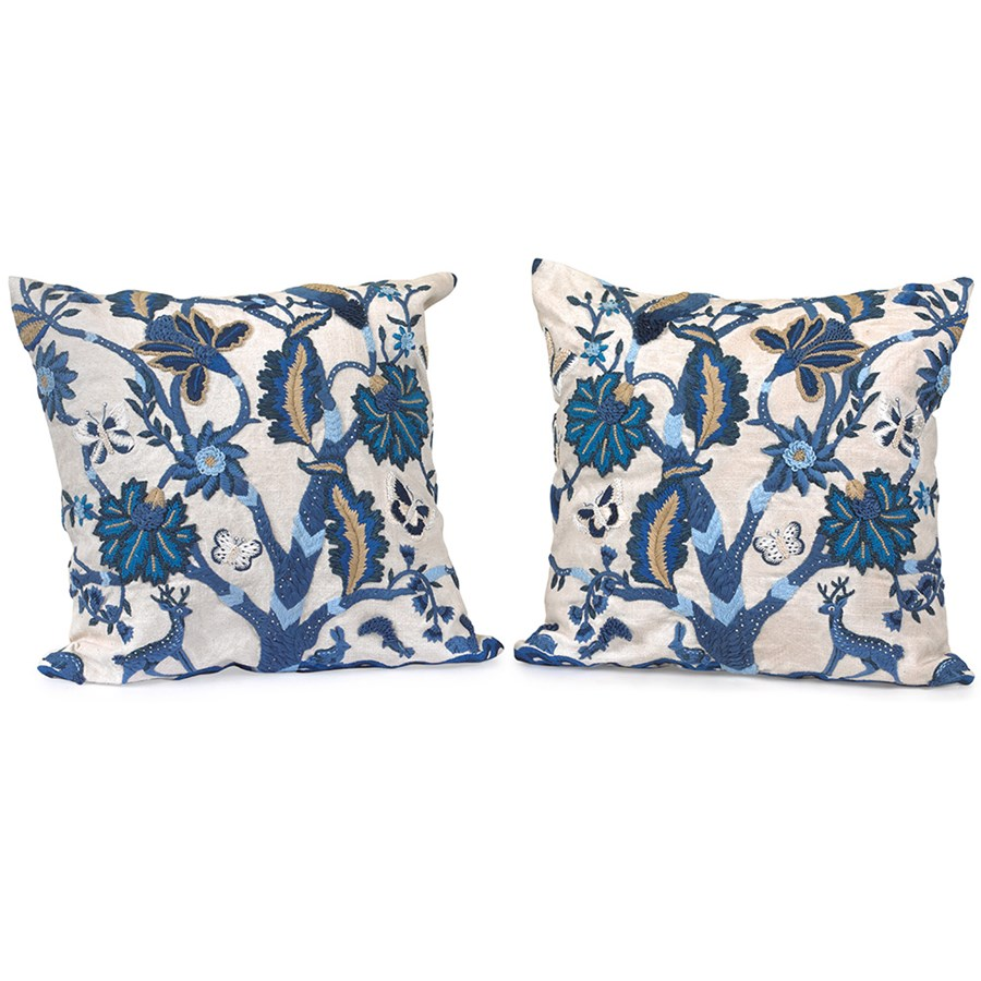 Best Blue Tree Of Life Pillows Pillows Home Decor This Month