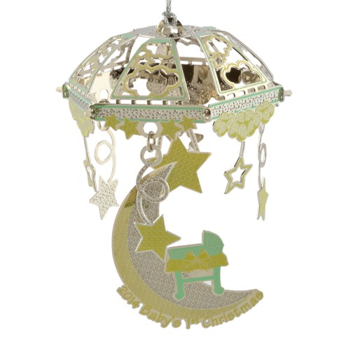 Best Baby S First Christmas Tree Decorations For 2014 This Month