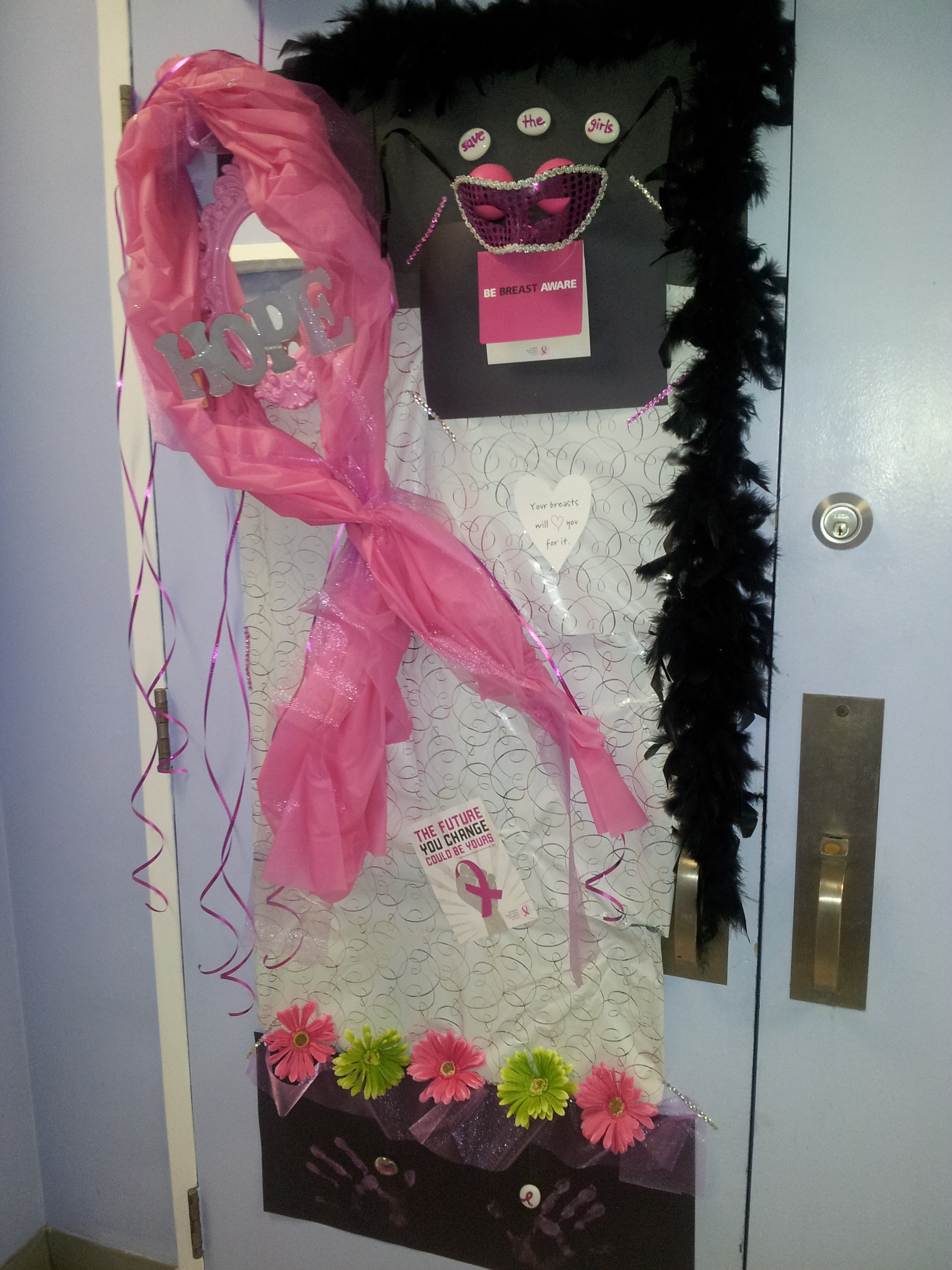 Best Br**St Cancer Awareness At Ywca Hamilton The Bench Press This Month