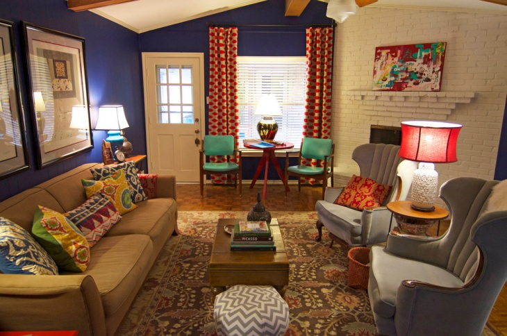 Best 17 Ethnic Living Room Designs Ideas Design Trends This Month