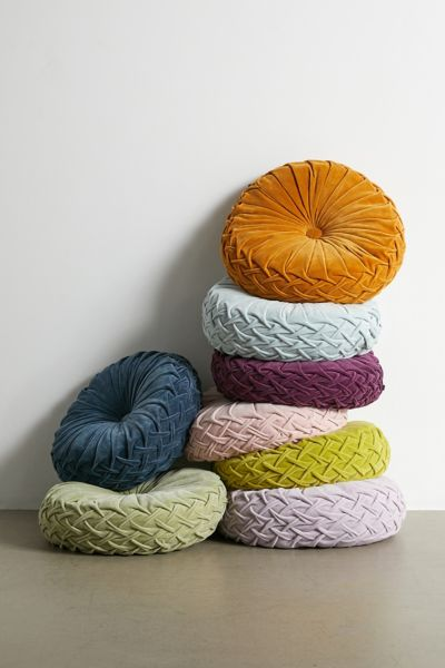 Best Round Pintuck Pillow Urban Outfitters This Month