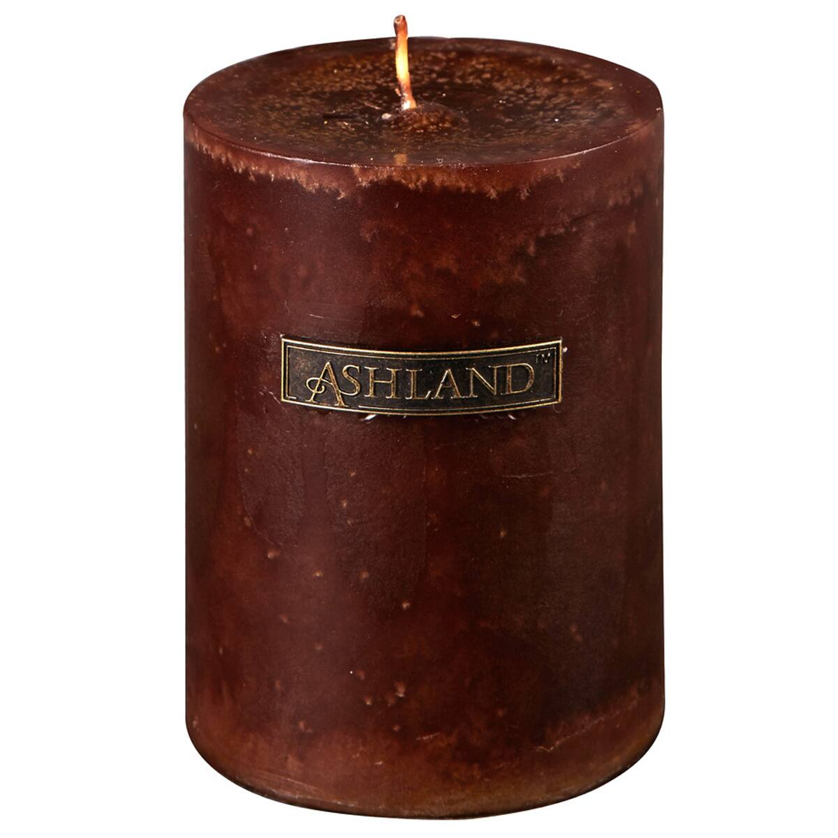 Best Vanilla Mottled Pillar Candle By Ashland® Decor Scents™ This Month