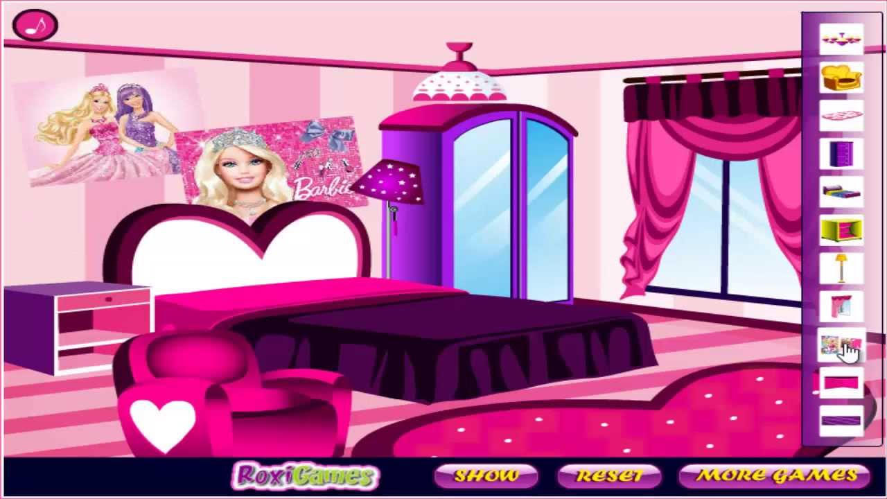 Best Barbie Fan Room Decoration Girls Game Baby Games Hd This Month