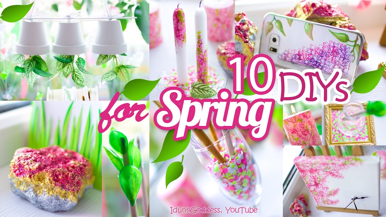 Best 10 Diy Room Decor And Desk Organization Ideas For Spring This Month