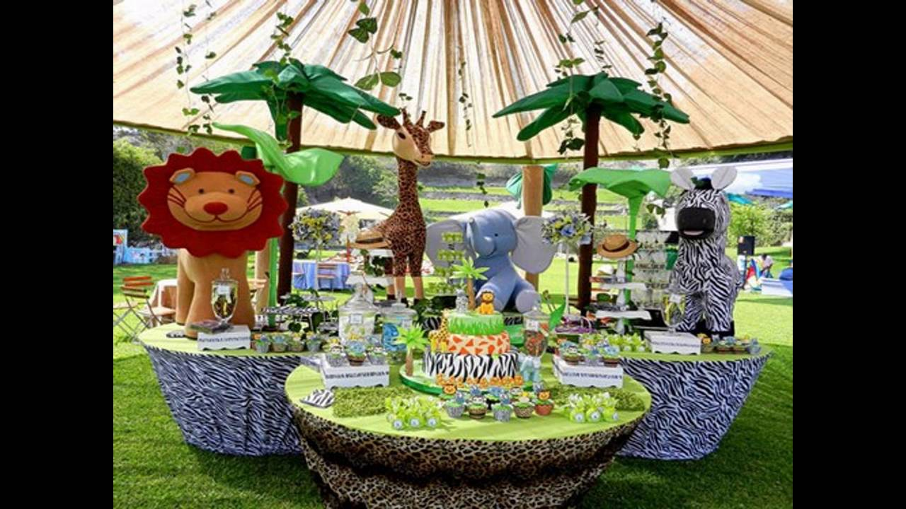 Best African Themed Party Decorating Ideas Youtube This Month