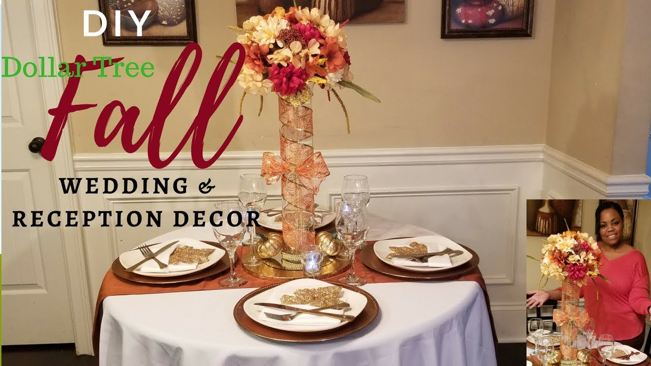 Best Diy Dollar Tree Wedding Decorations How To Create A Diy This Month