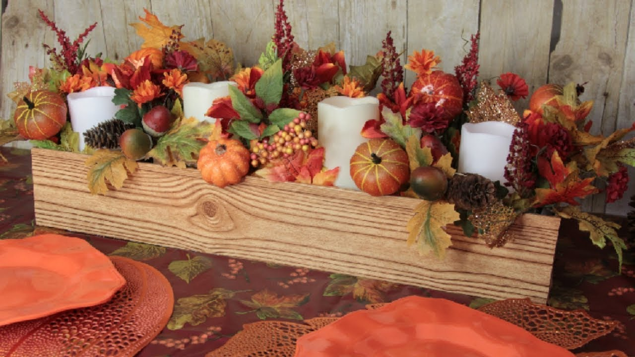 Best Dollar Tree Fall Decor Youtube This Month