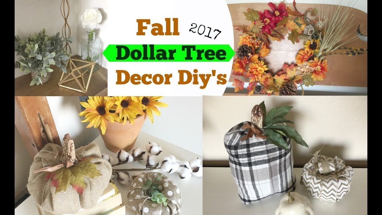 Best Dollar Tree Diy S Fall Decor Ideas Momma From Scratch This Month