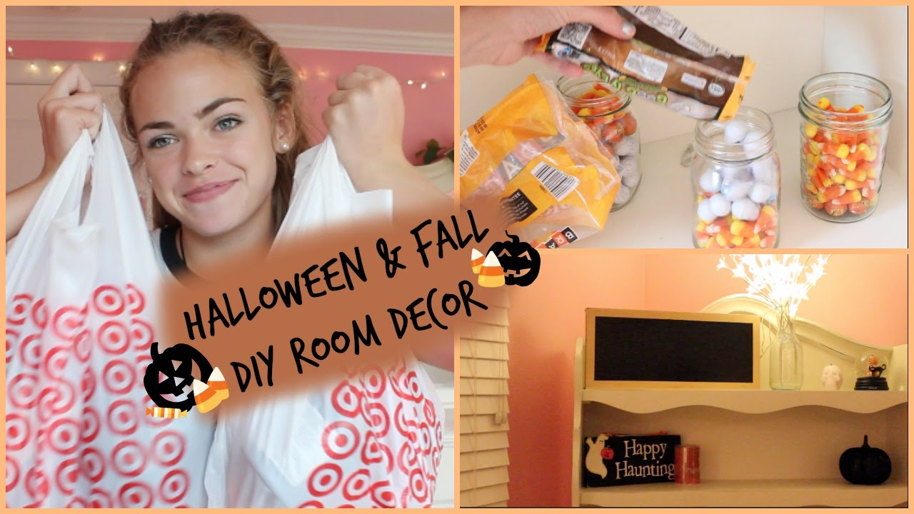 Best Diy Fall Halloween Room Decor Summer Mckeen Youtube This Month