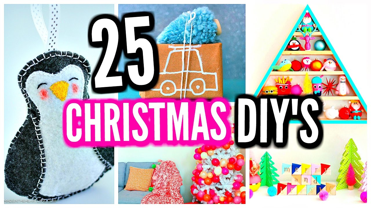 Best 25 Diy Christmas Decorations Diy Room Decor Ideas This Month